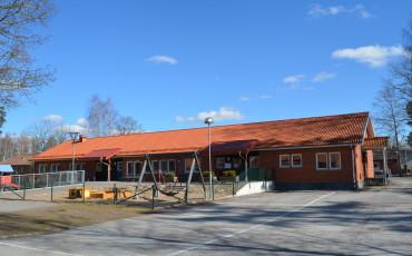 Bilden visar Levene förskola.