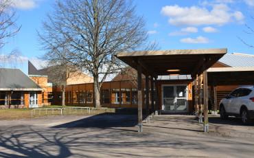 Rondellen, Östergård, Södergård