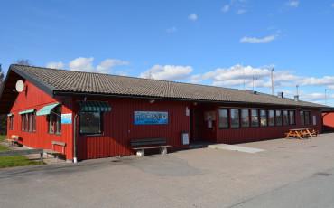 Bilden visar Torsbo fritidsgård