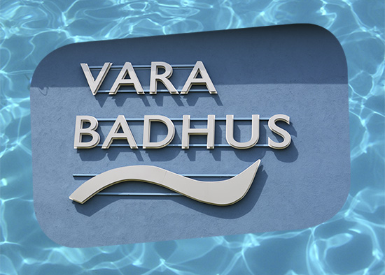 Logga Vara Badhus