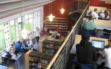 Biblioteket Lagmansgymnasiet