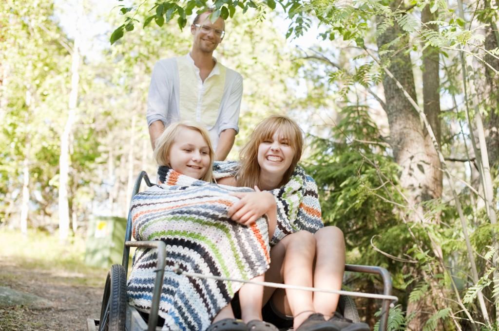Familj, barn och ungdom