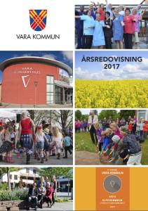 Framsida årsredovisning 2017