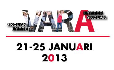 Logotyp Vara lyfter skolan
