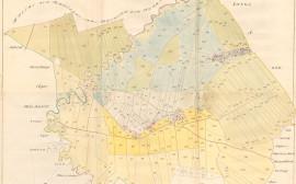 Arkivens Dag - Varas äldsta karta