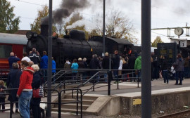 Järnvägen 150 år
