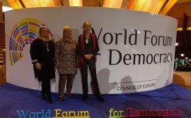 World Forum för democracy
