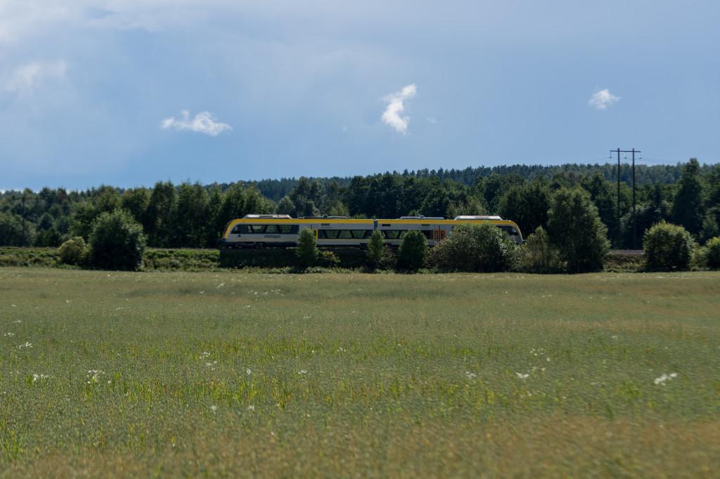 Kinnekulletåget