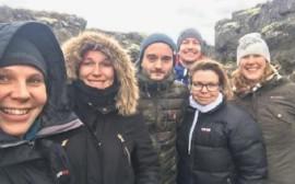 Jobbskuggning för lärare på Island