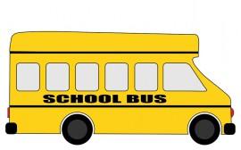 Lagman skolbuss