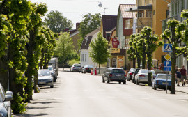 torggatan storgatan drottninggatan
