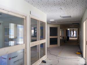 Korridor Torsgårdsskolan