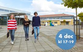 Lagman Öppet hus affisch 2018