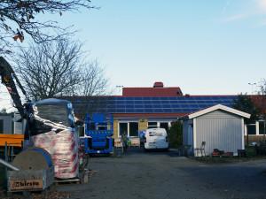 Solceller Torsgårdskolan