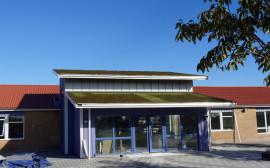 Torsgårdsskolan entré