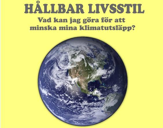 hållbar livsstil