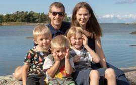 Klimatsmart familj