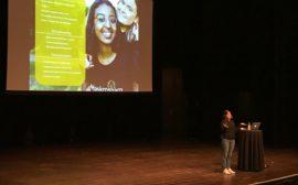 En bild från powerpoint på föreläsningen Maskrosbarn.