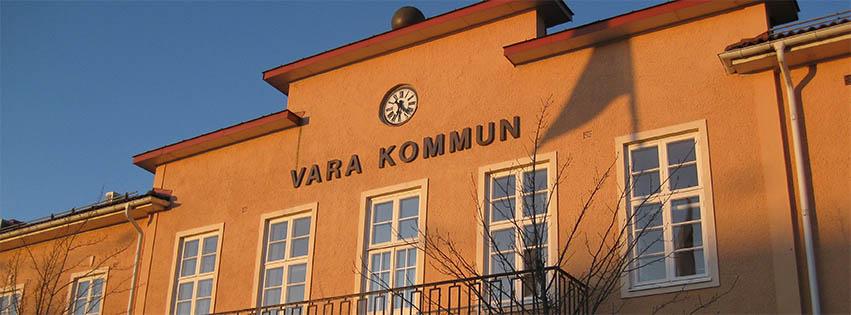 Kommunhuset i Vara