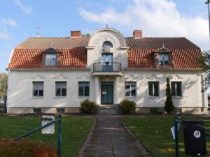 Bild på prästgården