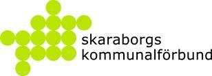 Bilden föreställer kommunalförbundet skaraborgs logotyp