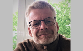 Porträtt Nils Gustavsson.
