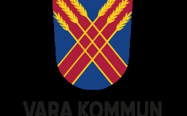 Logotyp Vara kommun.